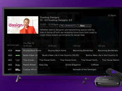 Roku update: big addition brings live on-screen program guide, 30 extra channels