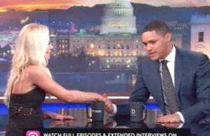 After Big Daily Show Showdown, Trevor Noah and Tomi Lahren Defend One Another on Twitter