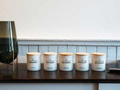 Be in to win one of two Design Denmark Scent of Copenhagen hand-poured candles, valued at $89 each