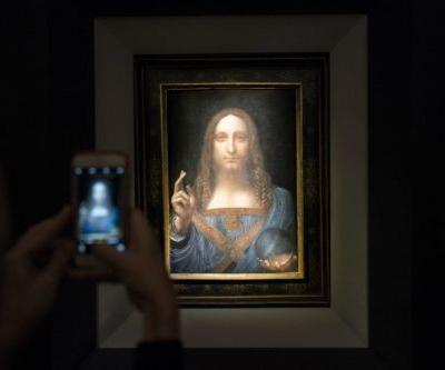 A 'Leonardo' sells for $450 million. But what did the buyer actually get?