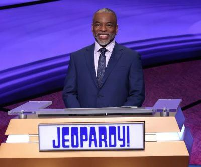 LeVar Burton on 'Jeopardy!' gig: 'You're not going to be as smooth as Alex'