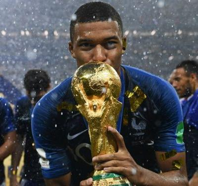 Mbappe set no PSG targets after World Cup heroics with France