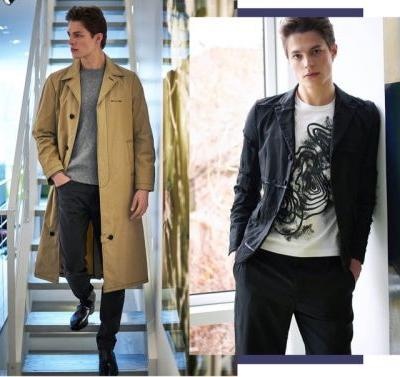 Start Up Style: Brodie Scott Models Holt Renfrew Looks