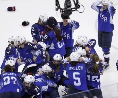 US women end drought, beat Canada for gold in a shootout