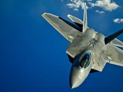 US Air Force F-22s in Alaska have had 2 mishaps in 8 days
