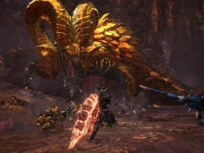 Prepare for Monster Hunter: World's Arch-Tempered Kulve Taroth and Nergigante