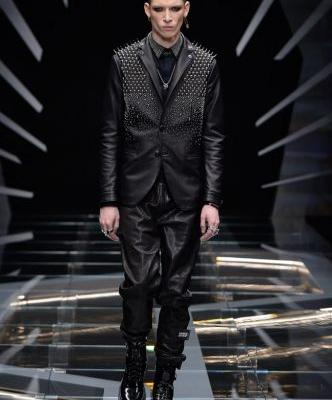 Frankie Morello Fall 2018: Milan Fashion Week Men's