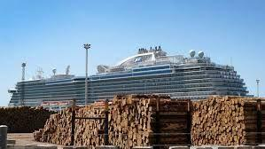 Cruise ship visits are expected to boost up Taranaki tourism