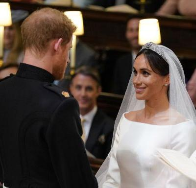 Meghan Markle's Wedding Makeup Inspiration Came From The Same Place You Get Yours