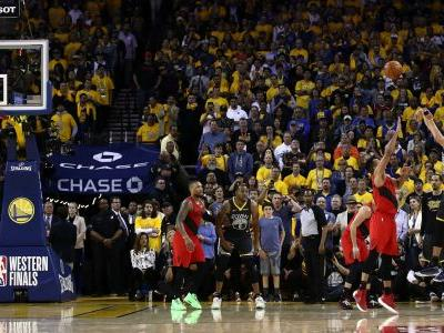 NBA playoffs 2019: 3 takeaways from Warriors' comeback win over Trail Blazers in Game 2