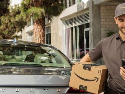 Amazon Key in-car delivery makes your trunk a mailbox
