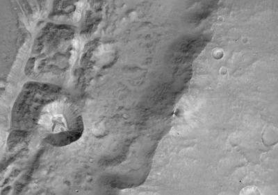 Check Out the ExoMars Orbiter's Beautiful First Pics