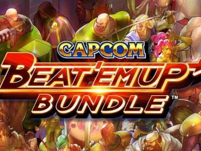 Capcom Beat 'Em Up Bundle Announced