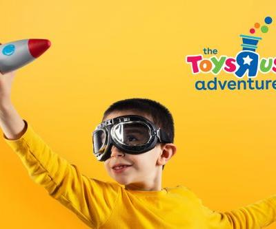"""Toys """"R"""" Us Is Opening a New Toy Wonderland For Kids, and It Sounds Like They'll Never Want to Leave"""