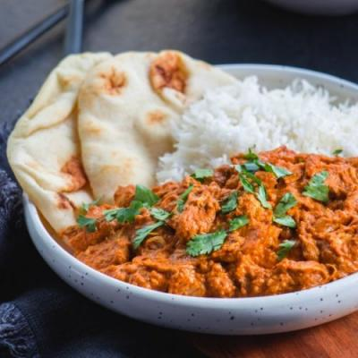 Pumpkin Butter Chicken Curry