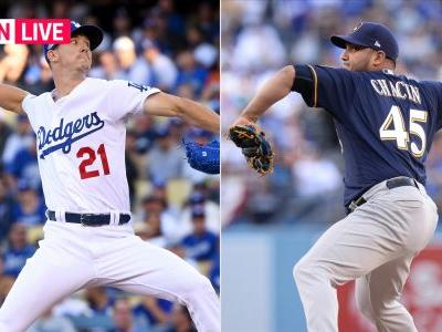 Dodgers vs. Brewers: Score, live updates, highlights from NLCS Game 7