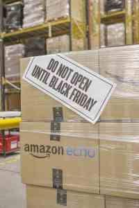 Amazon UK Black Friday open - there's even a shop!