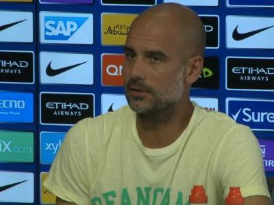'We believe in this squad' - Guardiola's best bits