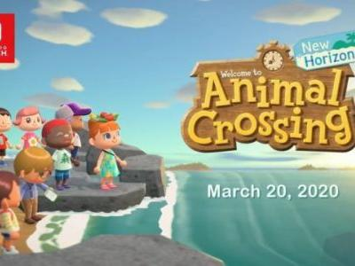 E3: Animal Crossing: New Horizons Coming March 20, 2020