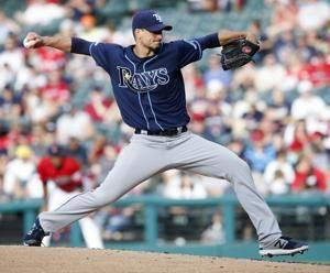 Morton strikes out season-high 10, Rays beat Indians 6-2