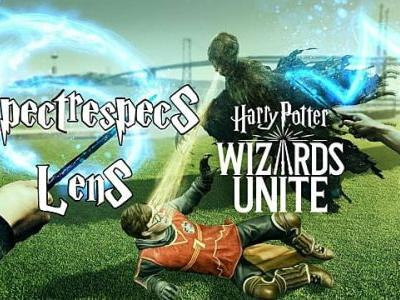 Harry Potter Wizards Unite: What Does The Spectrespecs Lens Do?