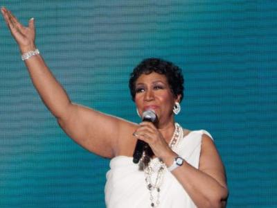 Aretha Franklin Album Reaches The Top 10, Her Highest Chart Placement In 46 Years
