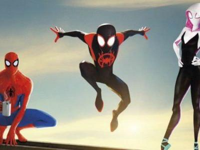 Sony Reveals New Banner for Spider-Man: Into the Spider-Verse