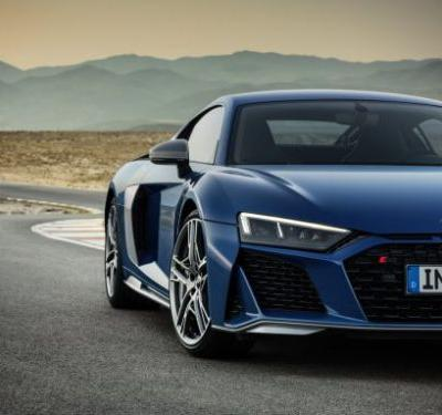 2019 Audi R8 gets meaner look and more power