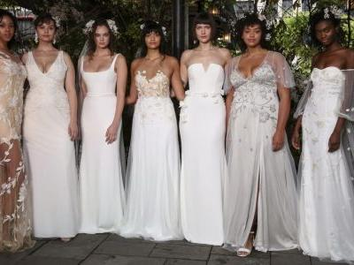 The 11 Best Bridal Looks From the Fall 2019 Collections