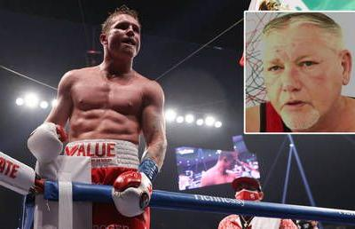 'No way the fight is off': Boxing superstar Canelo opponent Saunders mocked after claim he's quit scrap over ring size row