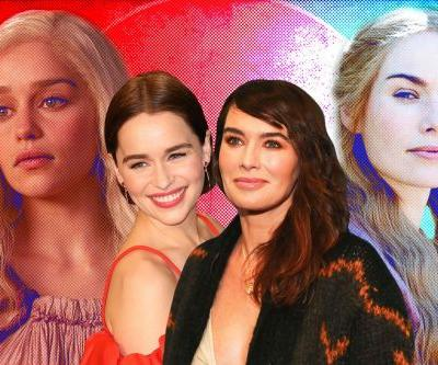 'Game of Thrones' Cast: Then Vs. Now