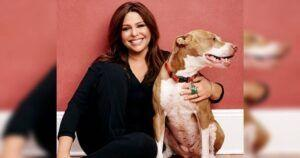 RIP Isaboo, Rachael Ray's 15-Year-Old Rescue Pit Bull
