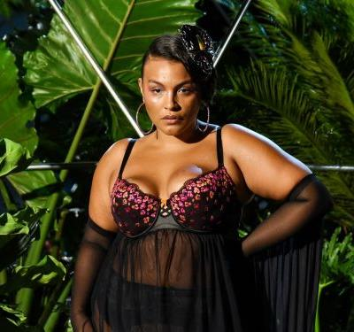 Over 70 Curve Models Walked At New York Fashion Week