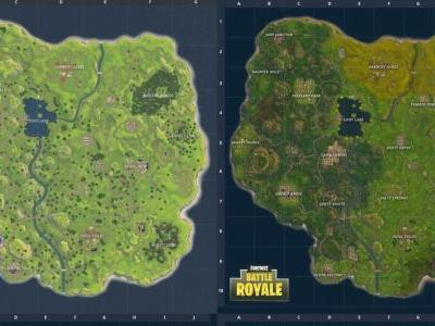 Fortnite's new map pushes battle royale to new heights