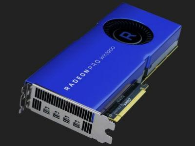 AMD unveils Radeon Pro workstation graphics cards for visualization market