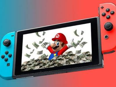 Nintendo Hits Big Milestones from Thanksgiving to Cyber Monday (Switch breaks records, 3DS/NES/SNES Classic hit new highs)