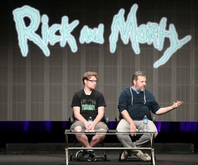 Bizarre 'Rick And Morty' Clip Could Signal Season 4 Announcement