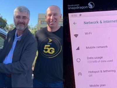 Sprint Touts 2.5GHz 5G Tech With New Industry-First Demo