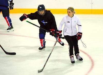 Coach Sarah Murray Not Leaving South Koreans After Olympics