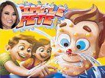 Dr Pimple Popper unveils new 'pus-shooting' board game for children