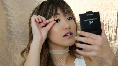E.l.f. Cosmetics Teams Up With Vlogger Weylie For Lashes That Won't Break the Bank