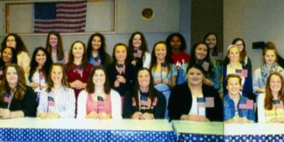 Good News - July 24: Area high school students participate in Buckeye Girls State