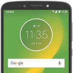 Moto E5 Plus heading to Cricket as the E5 Supra?