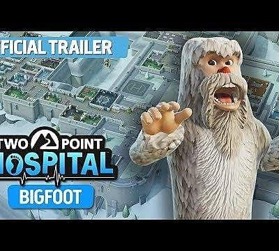 Two Point Hospital Bigfoot DLC Brings New Illnesses, Hospitals