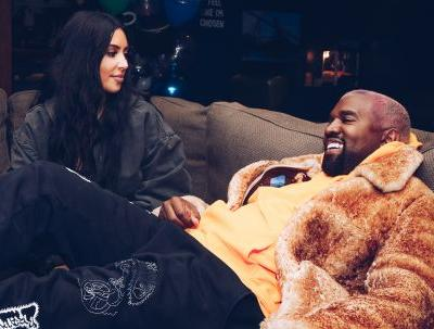 This Photo Of Kanye West's 2019 Valentine's Day Gift For Kim Kardashian Is So, So Saxy