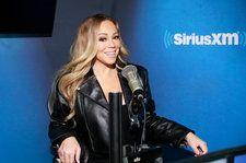 Mariah Carey Talks Working With Slick Rick on 'Caution' & Making Her House Festive With Real Reindeer at Christmas