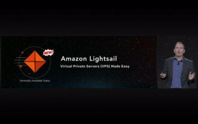 AWS launches Amazon Lightsail, a DigitalOcean killer offering $5 virtual private servers