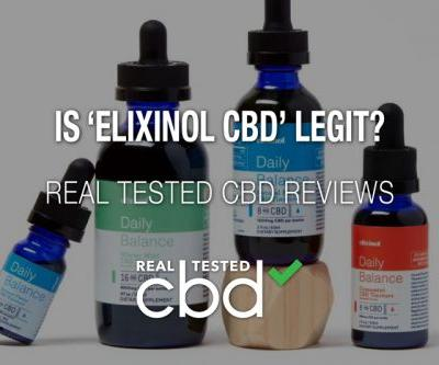 Is 'Elixinol CBD' Legit? - A Real Tested CBD Brand Spotlight