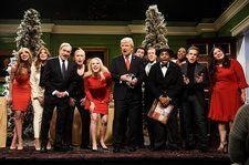 'SNL' Imagines Life Without President Trump in 'It's a Wonderful Life' Spoof Cold Open