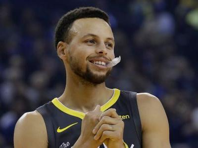 NASA offers to show Stephen Curry moon rocks after he said he doesn't believe the moon landing